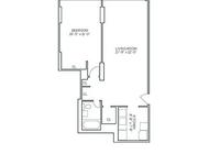 1 Bedroom, Newport Rental in NYC for $2,685 - Photo 2