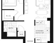 1 Bedroom, Newport Rental in NYC for $2,675 - Photo 2