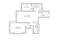 2 Bedrooms, Newport Rental in NYC for $2,287 - Photo 2