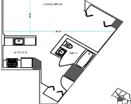 Studio, Fort Greene Rental in NYC for $3,000 - Photo 2