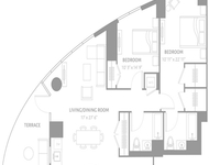 2 Bedrooms, Newport Rental in NYC for $4,275 - Photo 1