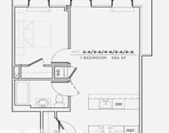 1 Bedroom, DUMBO Rental in NYC for $2,957 - Photo 1
