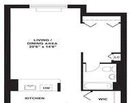 Studio, East Harlem Rental in NYC for $1,861 - Photo 1