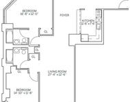 2 Bedrooms, Newport Rental in NYC for $3,093 - Photo 1