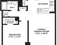 1 Bedroom, Flatiron District Rental in NYC for $4,750 - Photo 1