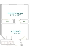 1 Bedroom, Chelsea Rental in NYC for $2,585 - Photo 1