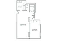1 Bedroom, Newport Rental in NYC for $2,360 - Photo 1