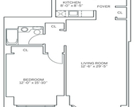1 Bedroom, Newport Rental in NYC for $2,795 - Photo 1
