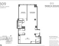 Studio, Tribeca Rental in NYC for $7,300 - Photo 1