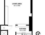 Studio, Flatiron District Rental in NYC for $2,500 - Photo 1