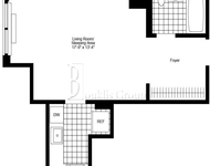 Studio, Tribeca Rental in NYC for $3,347 - Photo 1