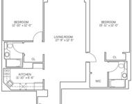 2 Bedrooms, Newport Rental in NYC for $3,480 - Photo 1