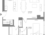 1 Bedroom, Newport Rental in NYC for $3,085 - Photo 1