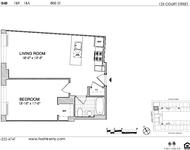 1 Bedroom, Brooklyn Heights Rental in NYC for $3,485 - Photo 1