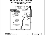 1 Bedroom, DUMBO Rental in NYC for $6,050 - Photo 1