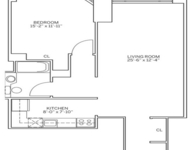 1 Bedroom, Newport Rental in NYC for $2,610 - Photo 1