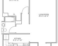 1 Bedroom, Newport Rental in NYC for $2,615 - Photo 1