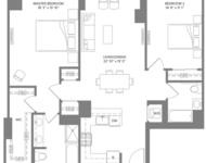 2 Bedrooms, Newport Rental in NYC for $4,050 - Photo 1