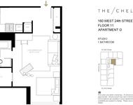 Studio, Chelsea Rental in NYC for $3,770 - Photo 1