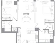2 Bedrooms, Newport Rental in NYC for $4,040 - Photo 1