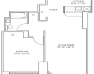1 Bedroom, Newport Rental in NYC for $2,770 - Photo 1