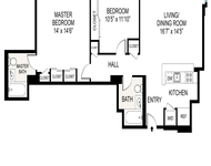 2 Bedrooms, Lincoln Square Rental in NYC for $5,695 - Photo 1