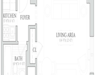 Studio, Chelsea Rental in NYC for $2,595 - Photo 1