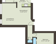 1 Bedroom, Hyde Park Rental in Chicago, IL for $1,276 - Photo 2