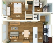 1 Bedroom, Downtown Boston Rental in Boston, MA for $2,959 - Photo 1