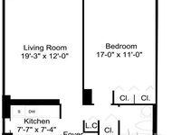 1 Bedroom, Turtle Bay Rental in NYC for $3,695 - Photo 1