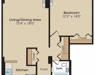 1 Bedroom, Foggy Bottom Rental in Washington, DC for $1,950 - Photo 2