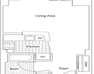 Studio, Seaport District Rental in Boston, MA for $2,607 - Photo 2