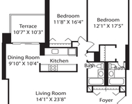 2 Bedrooms, West End Rental in Boston, MA for $3,440 - Photo 2