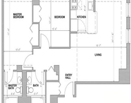 2 Bedrooms, Harrison Lenox Rental in Boston, MA for $3,745 - Photo 2