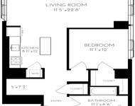 1 Bedroom, Seaport District Rental in Boston, MA for $4,358 - Photo 2