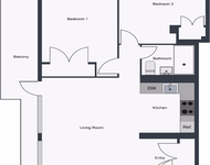2 Bedrooms, Mid-Cambridge Rental in Boston, MA for $3,550 - Photo 1