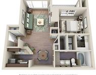 1 Bedroom, Dunwoody Town Homes Rental in Atlanta, GA for $1,001 - Photo 1
