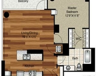 1BR at 306 N Halsted St - Photo 1