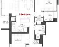 2 Bedrooms, Dearborn Park Rental in Chicago, IL for $2,612 - Photo 2