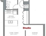 Studio, Dearborn Park Rental in Chicago, IL for $1,736 - Photo 2