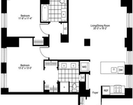 2 Bedrooms, Bay Village Rental in Boston, MA for $5,190 - Photo 1