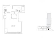Studio, Seaport District Rental in Boston, MA for $2,890 - Photo 2