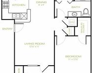 2 Bedrooms, Grogan's Mill Rental in Houston for $1,160 - Photo 2