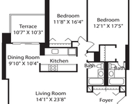2 Bedrooms, West End Rental in Boston, MA for $3,425 - Photo 1