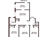 3 Bedrooms, Commonwealth Rental in Boston, MA for $3,095 - Photo 2