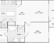 1 Bedroom, North Atlanta Rental in Atlanta, GA for $1,224 - Photo 1