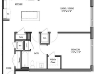 1 Bedroom, Reston Rental in Washington, DC for $1,845 - Photo 1