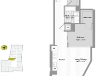 Studio, Chinatown - Leather District Rental in Boston, MA for $3,378 - Photo 2