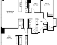 2 Bedrooms, The Loop Rental in Chicago, IL for $4,440 - Photo 1