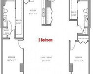 2 Bedrooms, Dearborn Park Rental in Chicago, IL for $2,605 - Photo 2